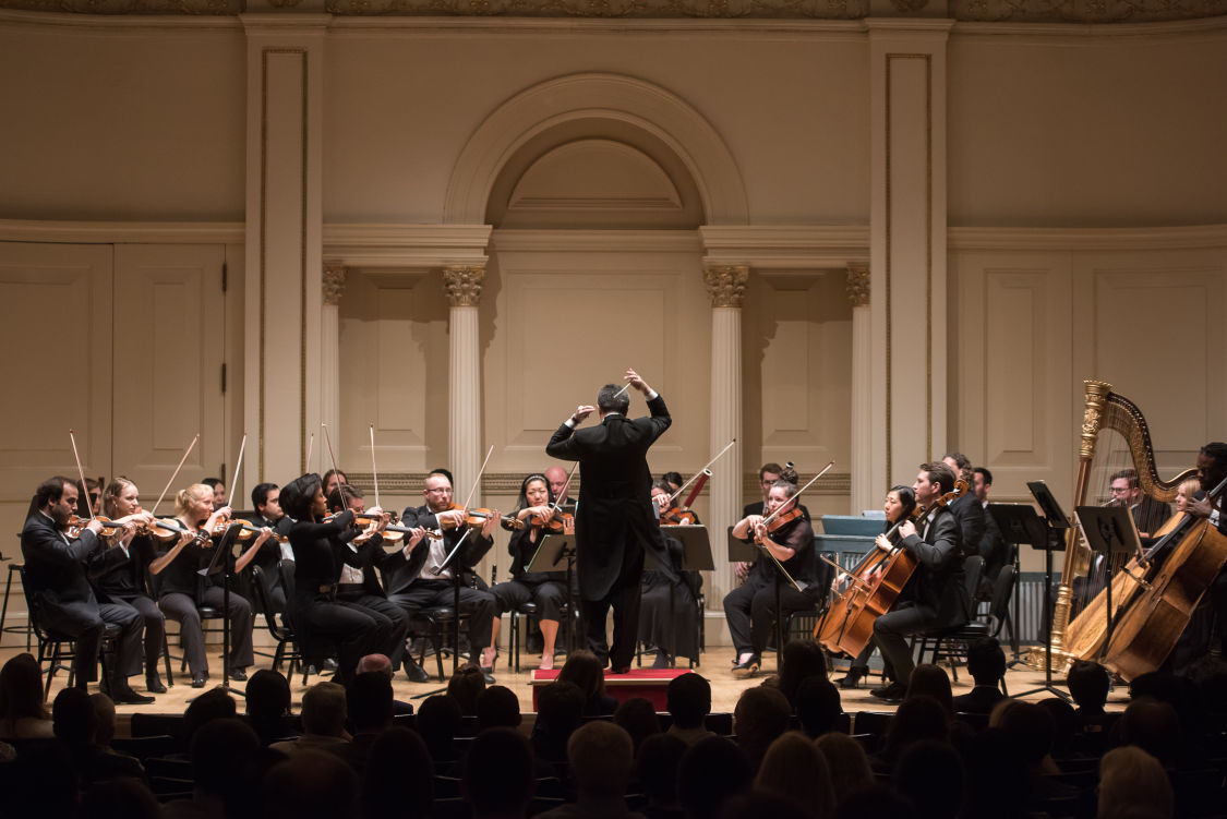 Chamber orchestra to play at adelphi the island now for Chambre orchestra