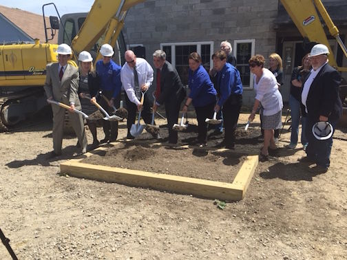Animal League Starts Construction On Wellness Center The