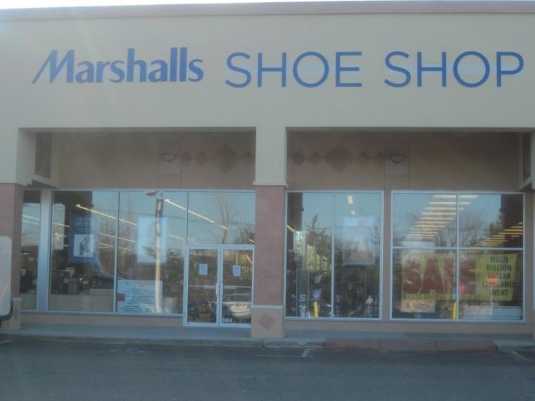 Marshalls Shoe Store Lake Success
