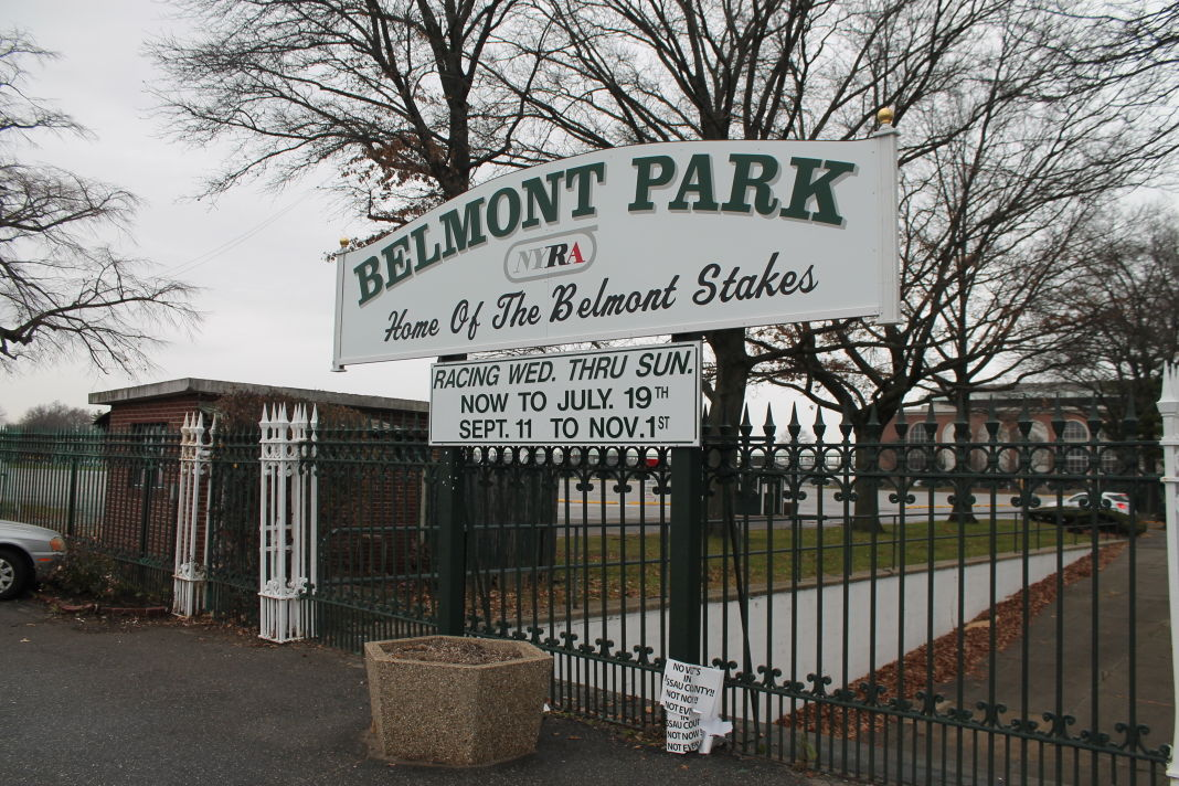 Nassau OTB picks Belmont Park for video casino - The Island Now