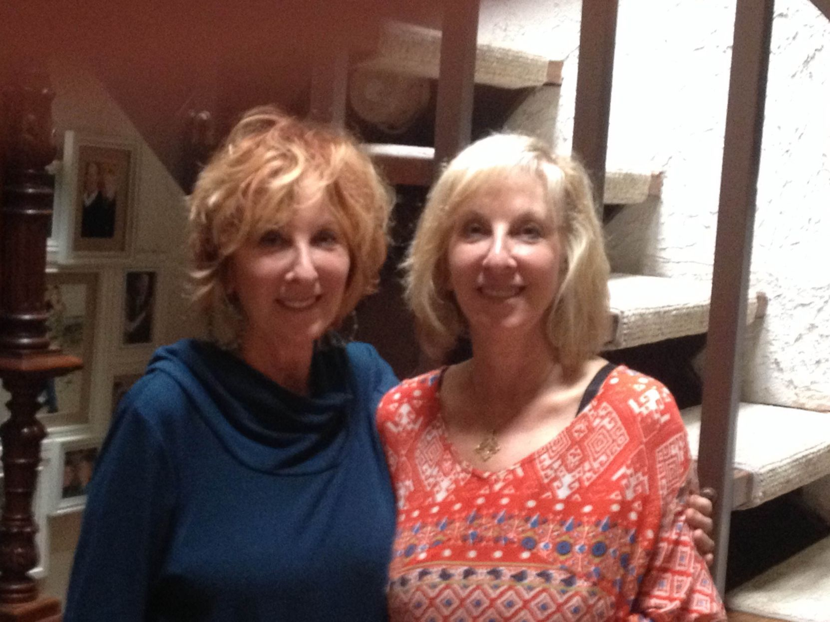 Gail Staal and Tal Schwartz