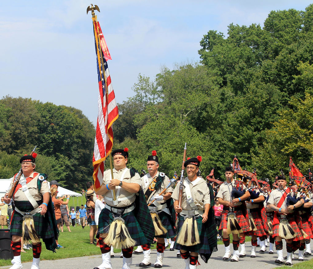 Old Westbury Gardens Events: Scottish Festival To Return To Old Westbury