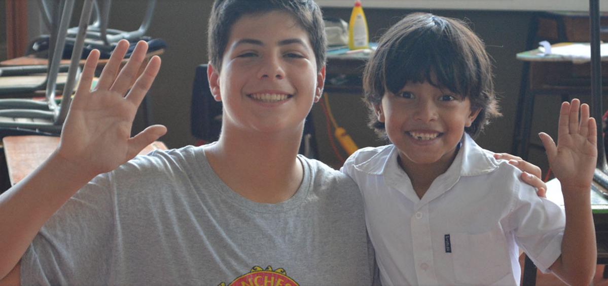 Wheatley students look to aid Costa Rican school
