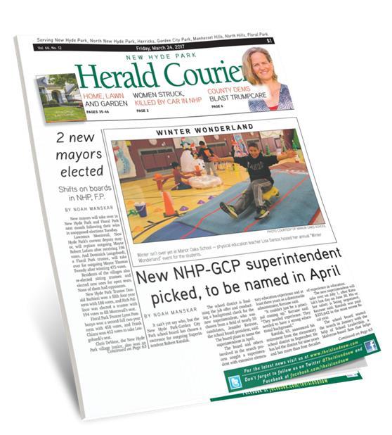 Herald courier Medium