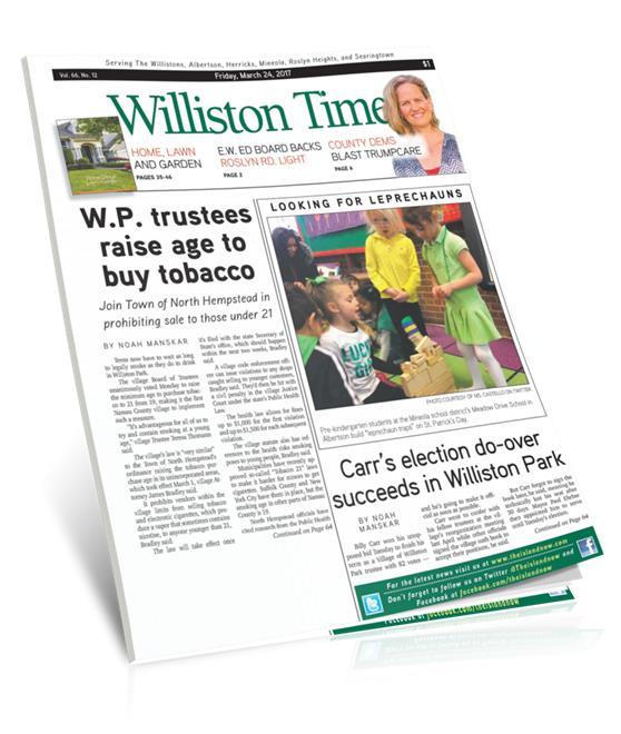 Williston Times Medium