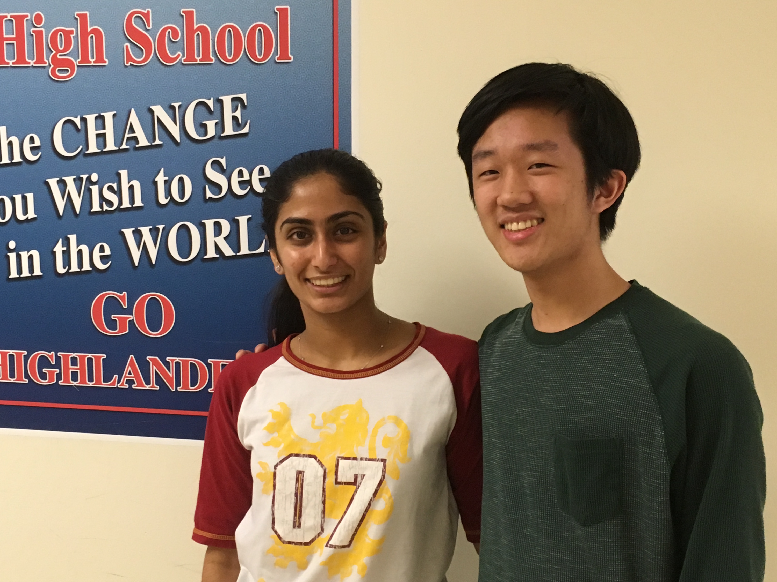 Longtime Herricks friends head to Ivy League at top of class