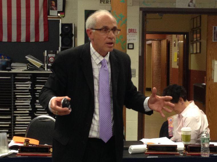 Schools Superintendent Cardillo issues preliminary 2017-18 budget at tax cap