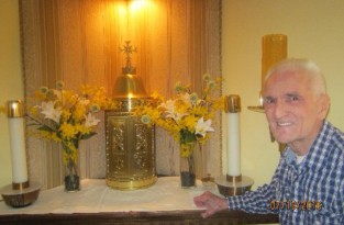 Longtime Floral Park priest dies at 90