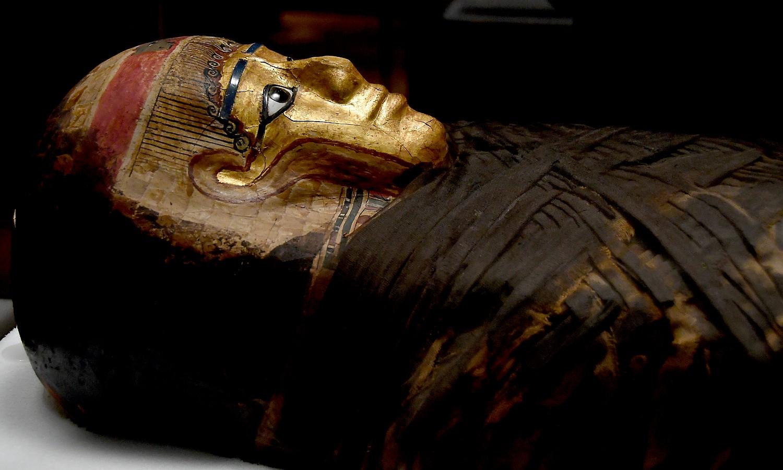 Mummies American Museum Of Natural History