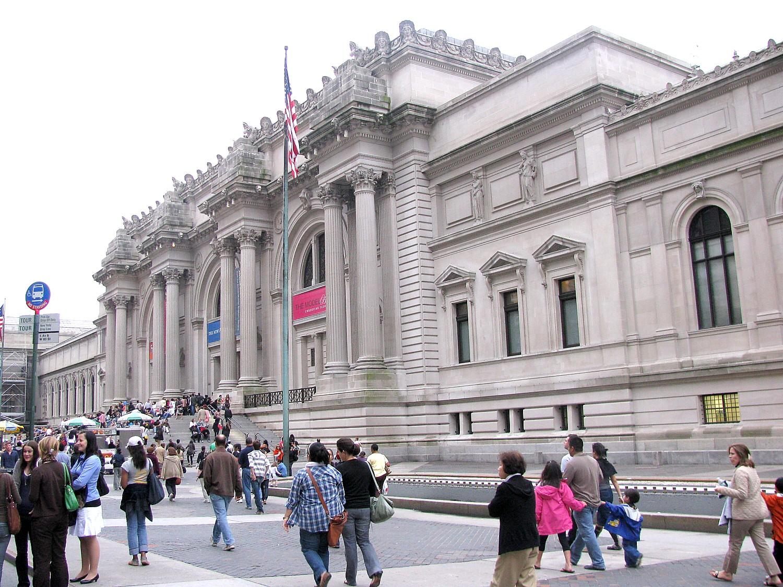 Food Places Near Metropolitan Museum Of Art