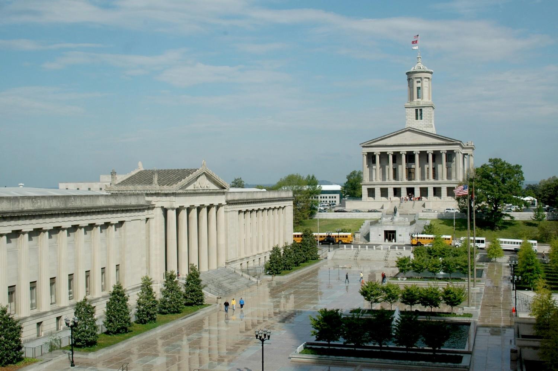 Capital, Nashville, Tennessee