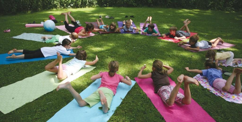Seasonal Family Yoga