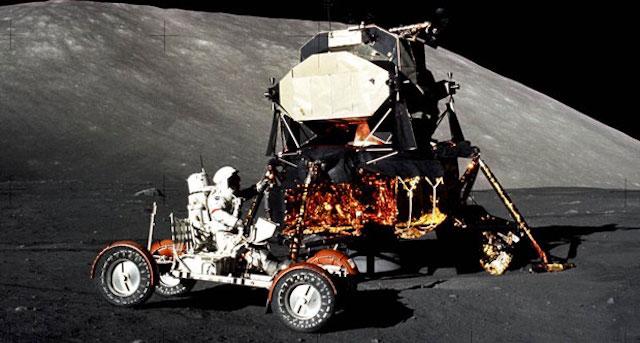Apollo 17 Dinner and Discussion