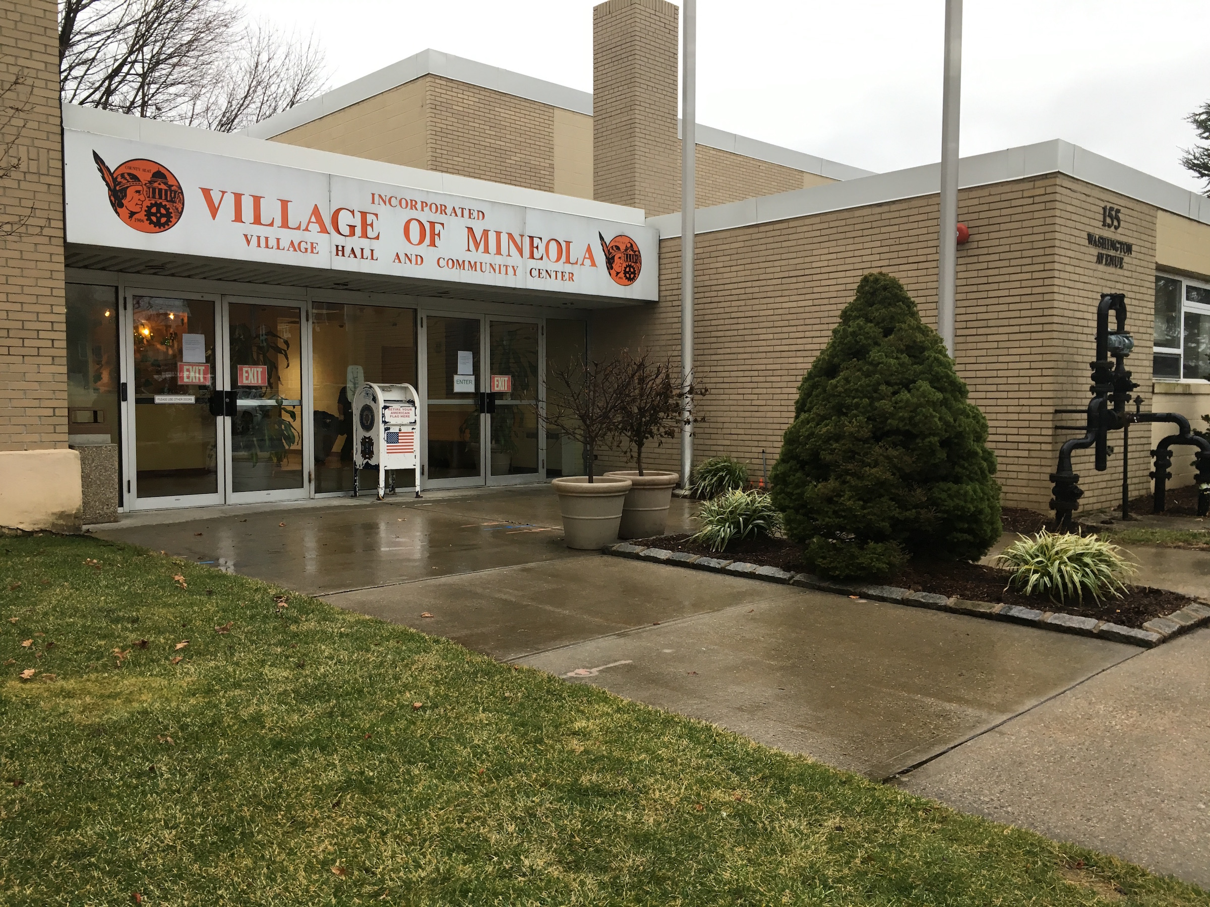 Mineola tax levy flat for 2nd straight year - The Island Now