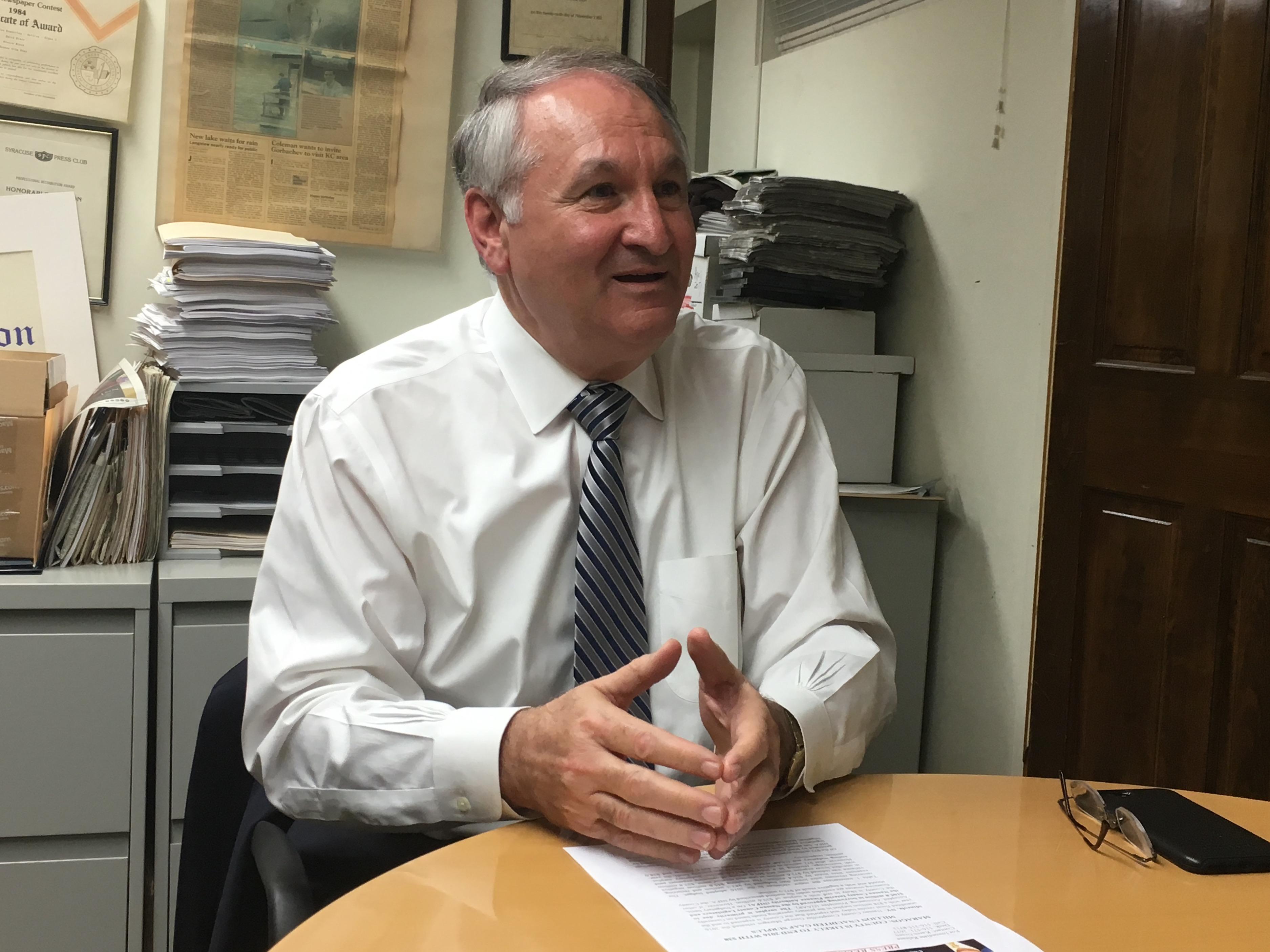 Maragos defends surplus claim, calls for more straightforward reporting