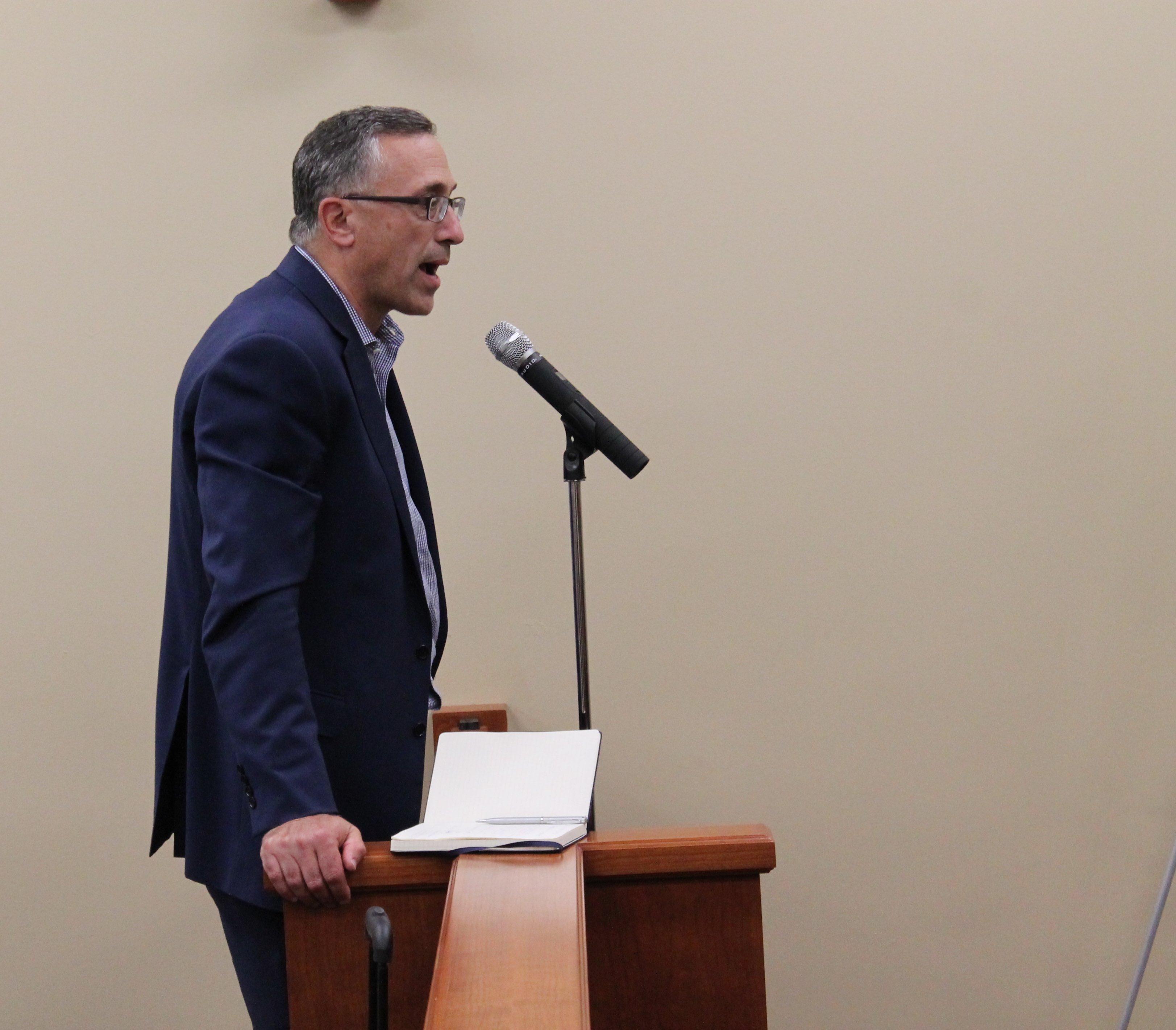 Mackay home's owner rebuts subdivision foes