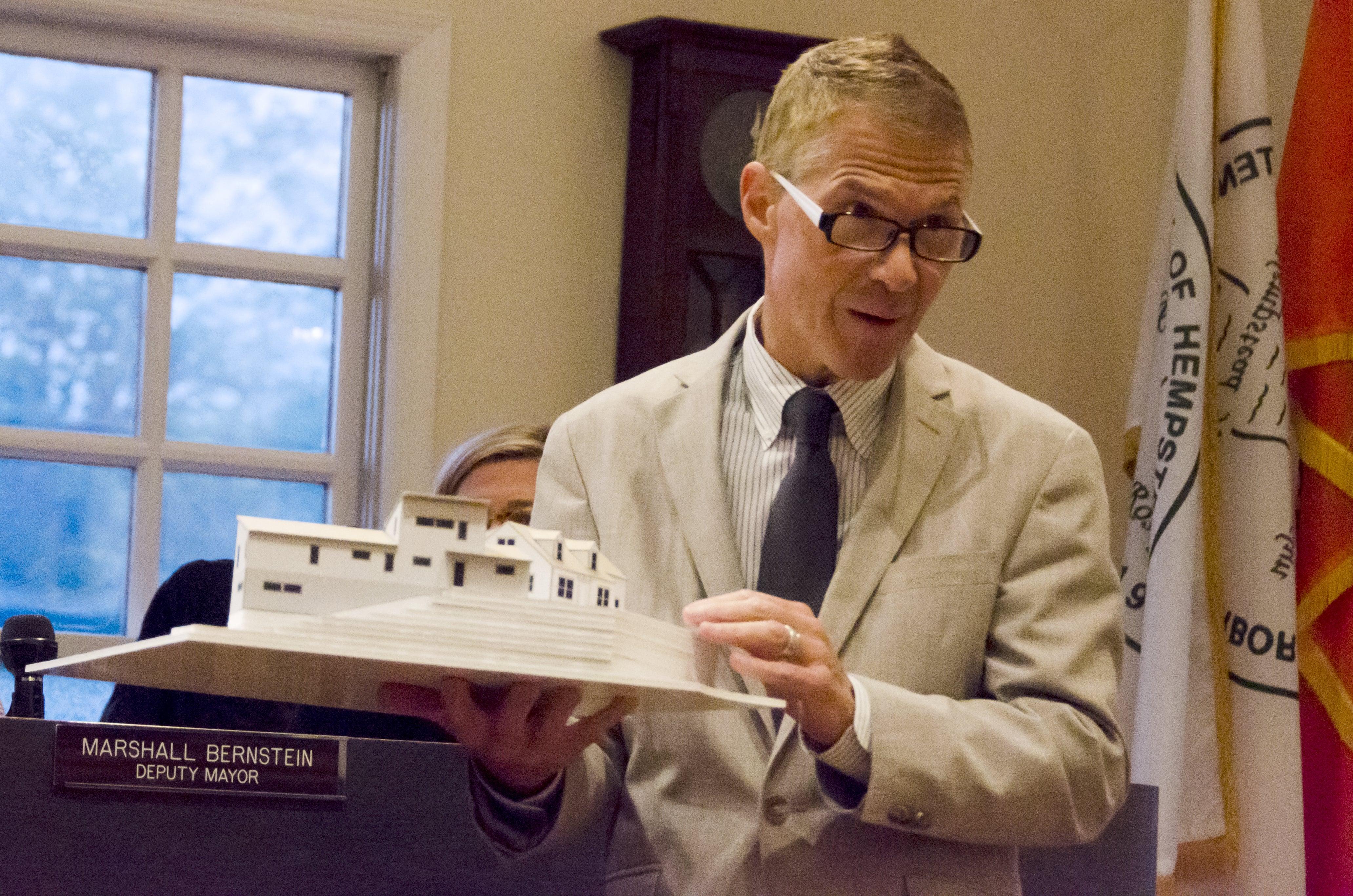 Village of Roslyn trustee's proposal sparks debate