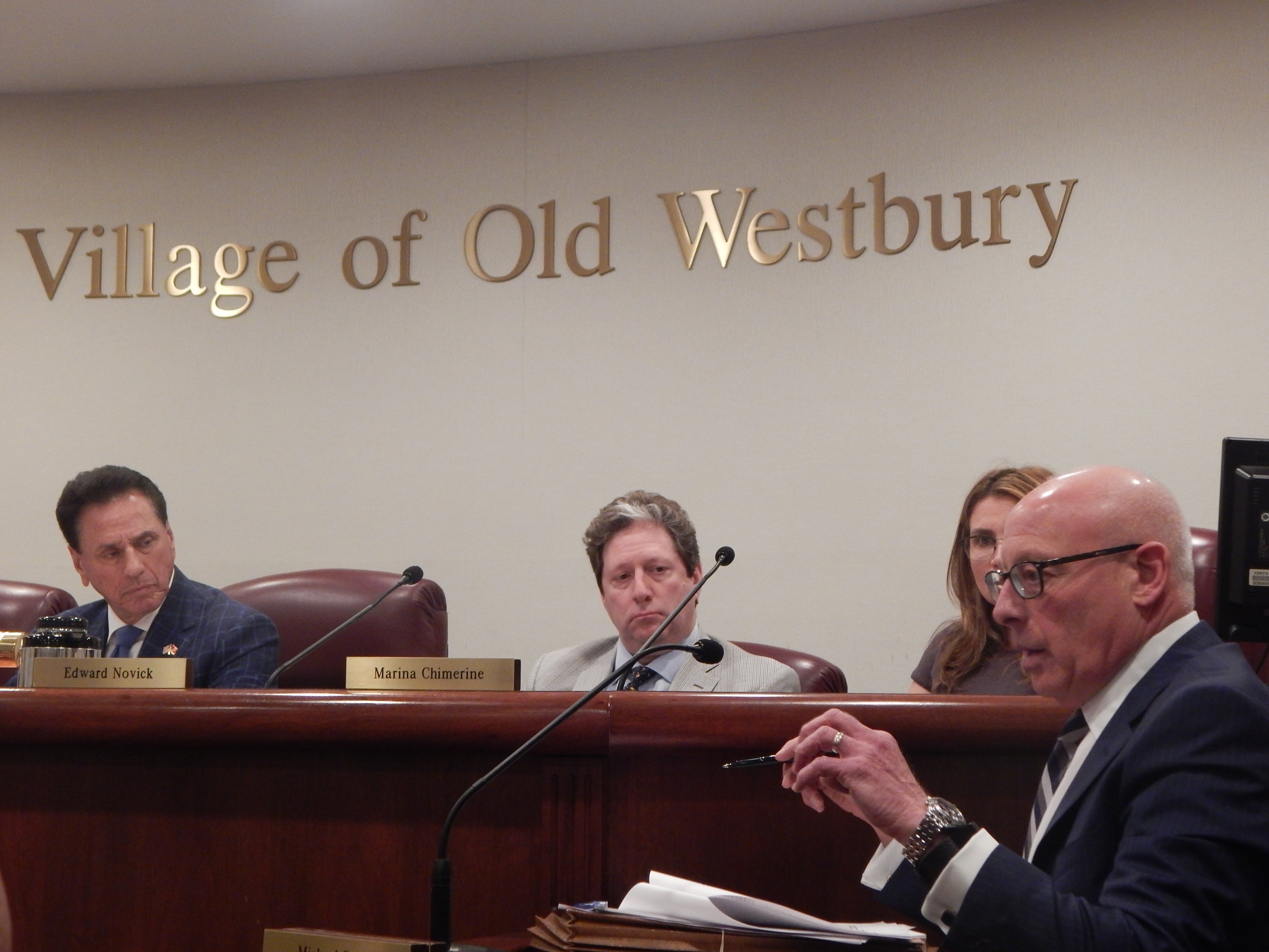 Old Westbury removes proposed law that would allow tax credits