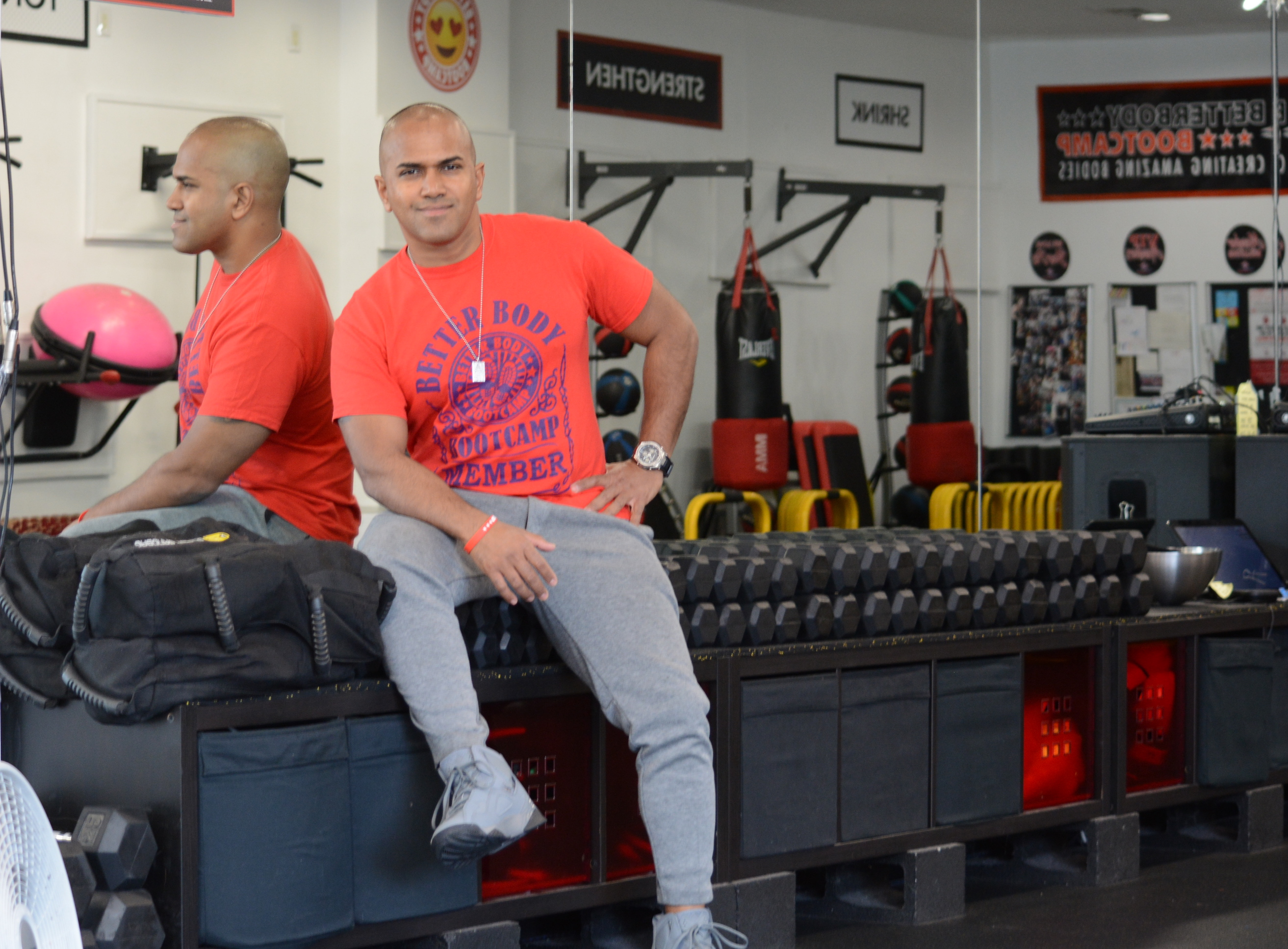 Better Body Bootcamp builds body, mind and community