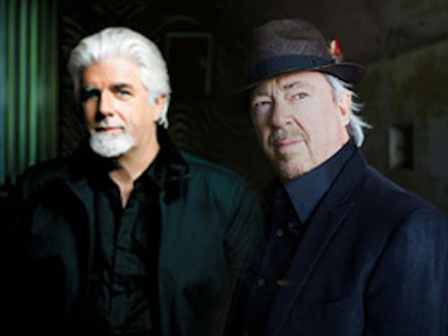 The Island Today: McDonald & Scaggs: dynamic duo