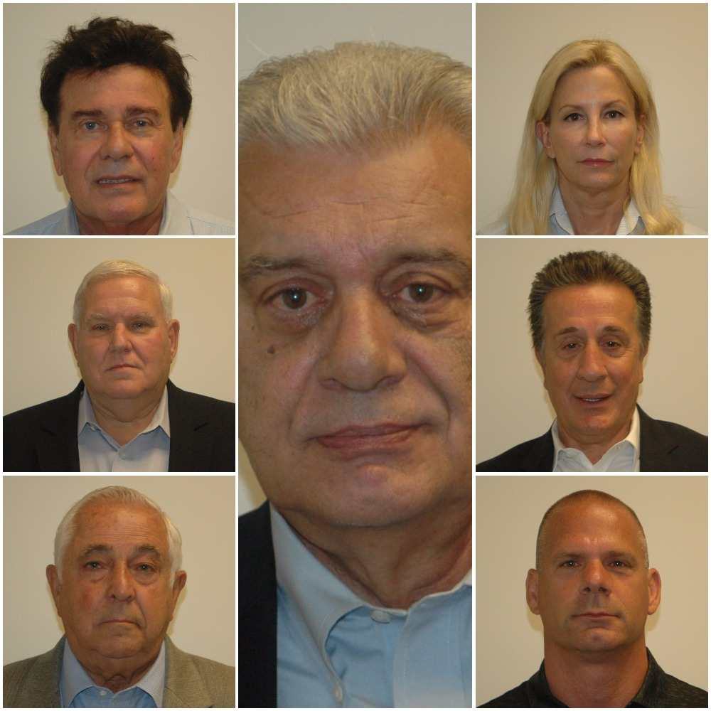 7 arraigned in Oyster Bay corruption schemes