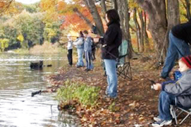 The island today the top events for kids for the coming for Nys freshwater fishing license
