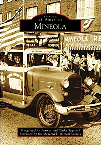 Book traces Mineola's history in pictures