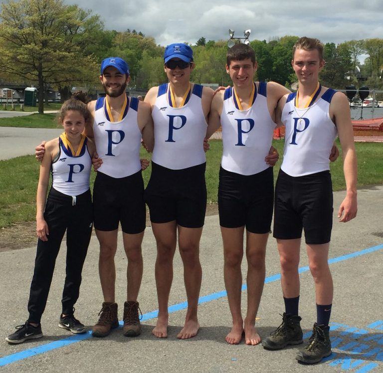Port Rowing makes run for national title
