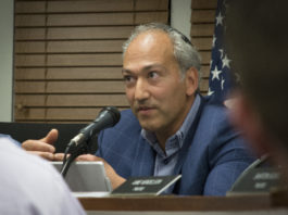 Mayor Pedram Bral