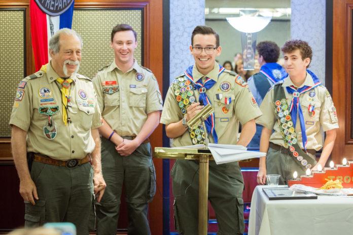 Famous Eagle Scouts - YouTube |Eagle Scout Politicians
