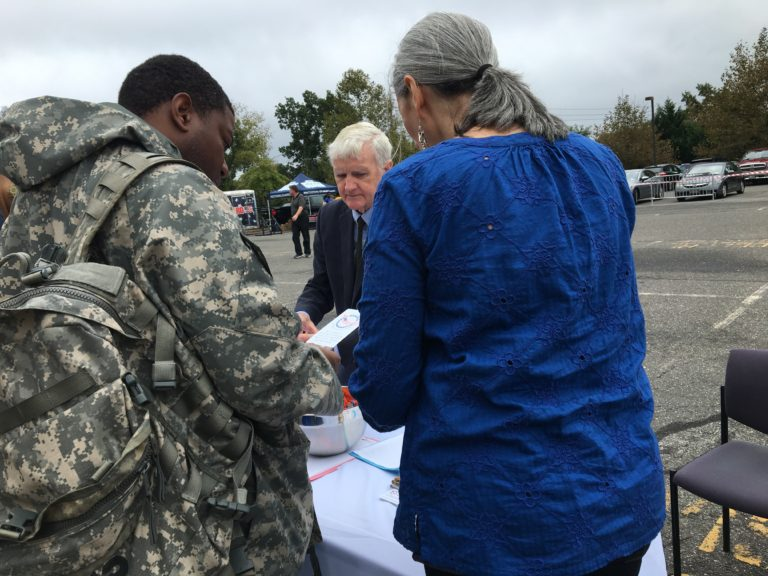 North Shore residents found group to help military vets, families