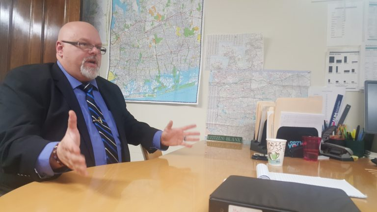 Gerrato seeks 'common sense' in county Legislature