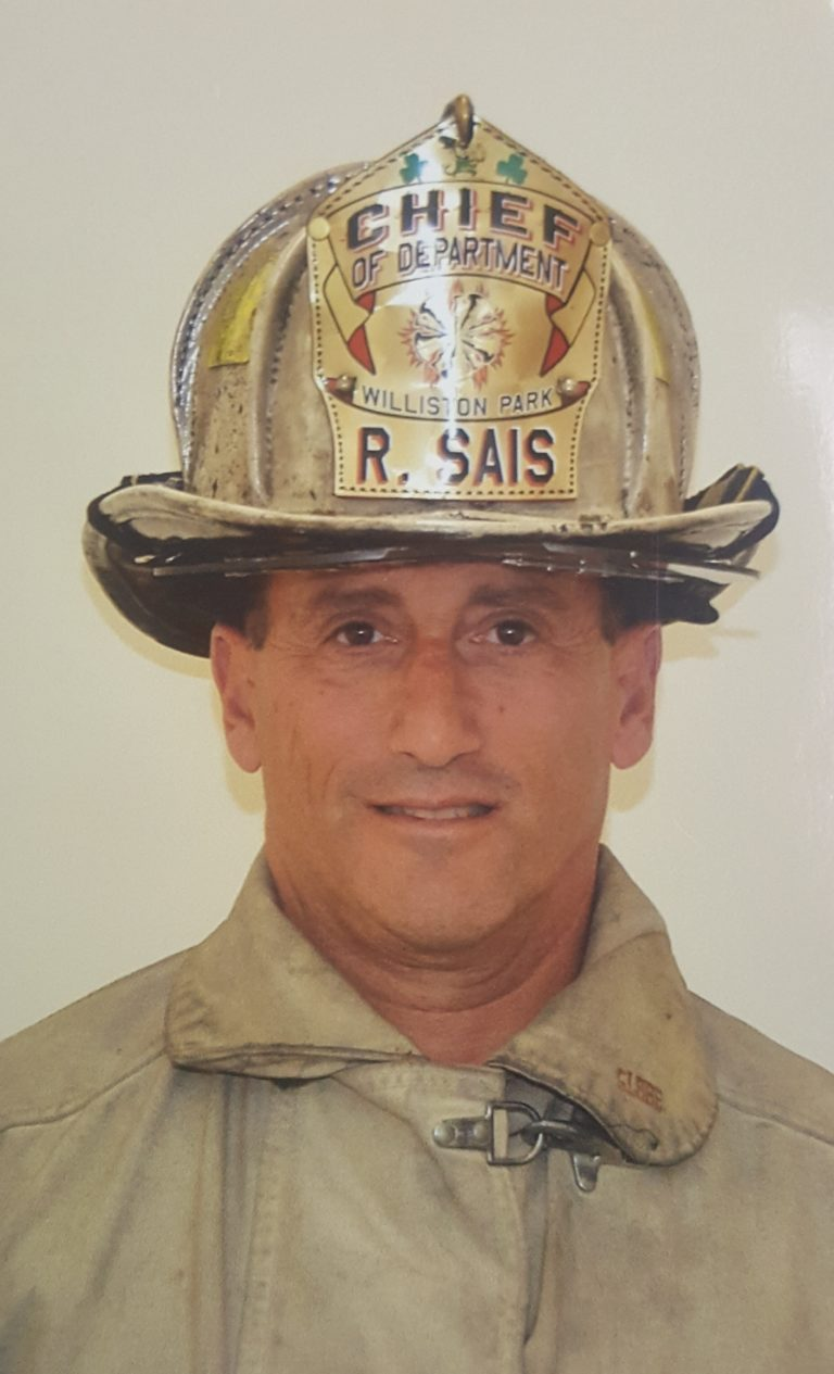 Sais to step down as fire chief and run for village board seat