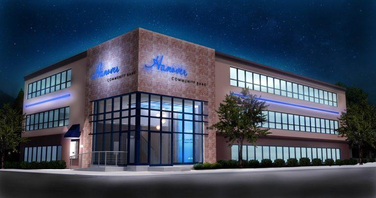 Hanover Community Bank opens headquarters in Mineola