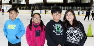 Interested patrons can experience tennis, skating, hockey, archery, gymnastics and more at Camp Parkwood Winter Season. (Photo courtesy of the Great Neck Park District)