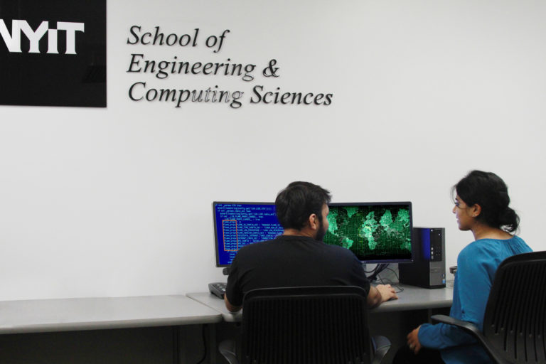 NYIT cuts ribbon on cyber security lab in Old Westbury