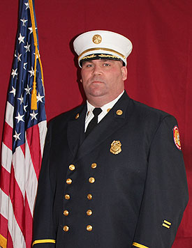 Garden City Park Fire Department Ex Assistant Chief