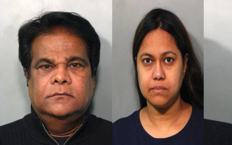 Glen Head couple charged with identity theft in health insurance fraud case