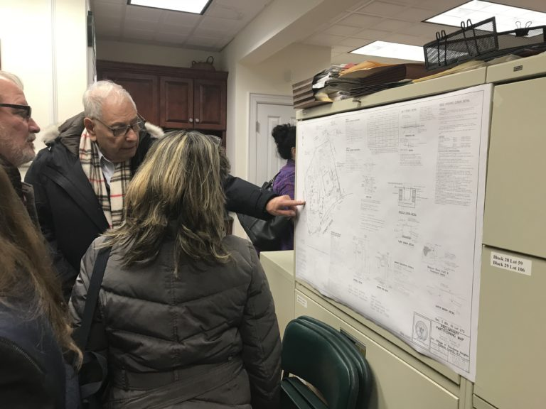 Plandome Heights planning board meets for 1st time in four years for subdivision