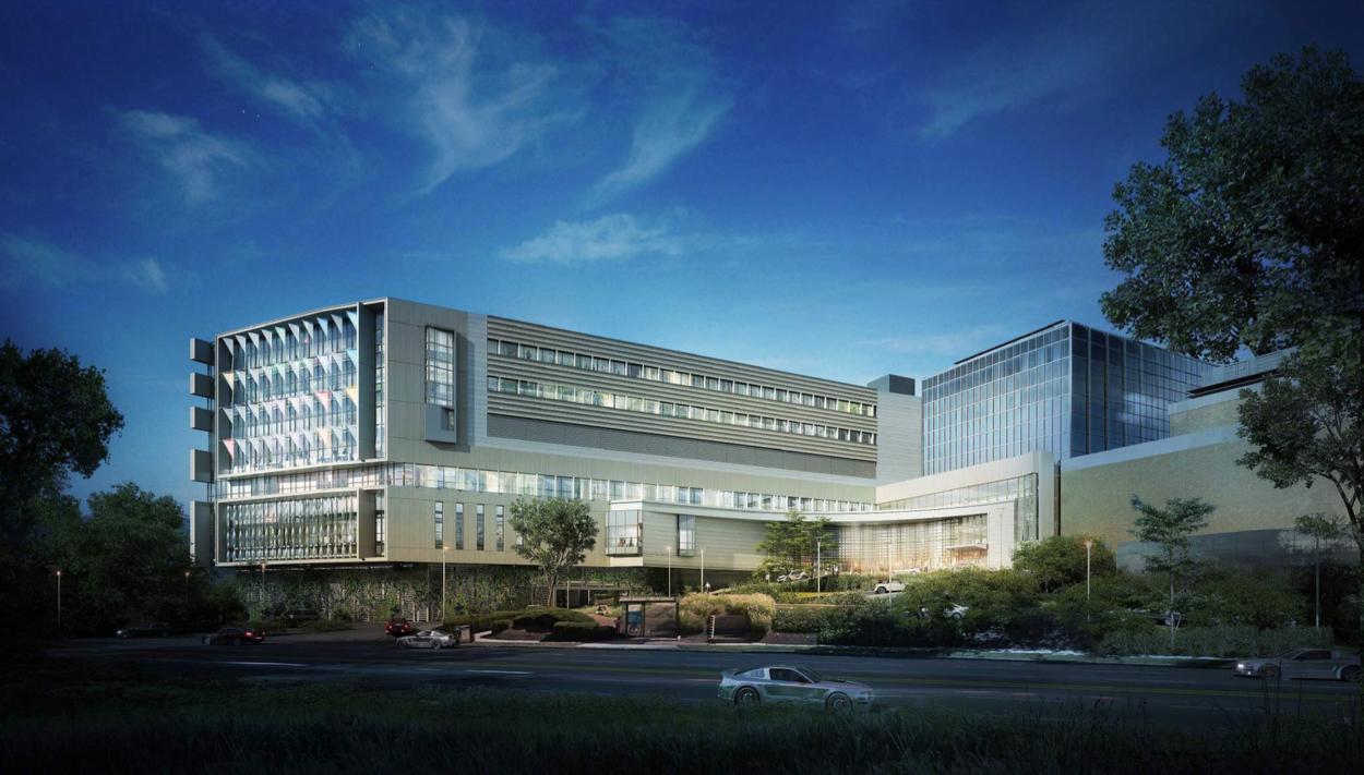 North Shore University Hospital plans $342 million extension - News