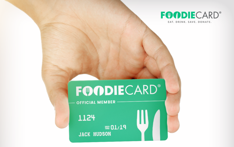 East Hills resident rolls out Foodie Card for charity