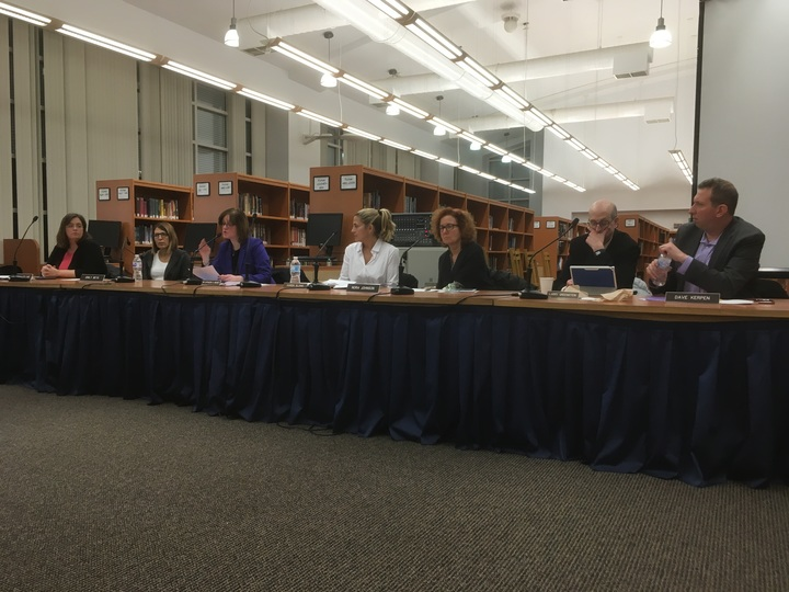 Port education board recognizes students for success - Port