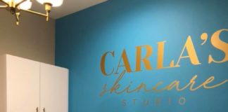 Carla Silva hopes to bring unique experience in specialized skincare to Great Neck Plaza. (Photo from Carla's SkinCare Studio's Facebook page)