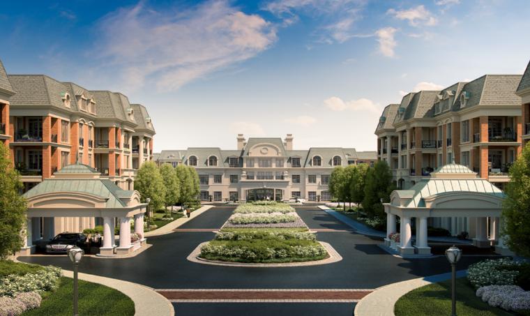 The Ritz Carlton Residences ...