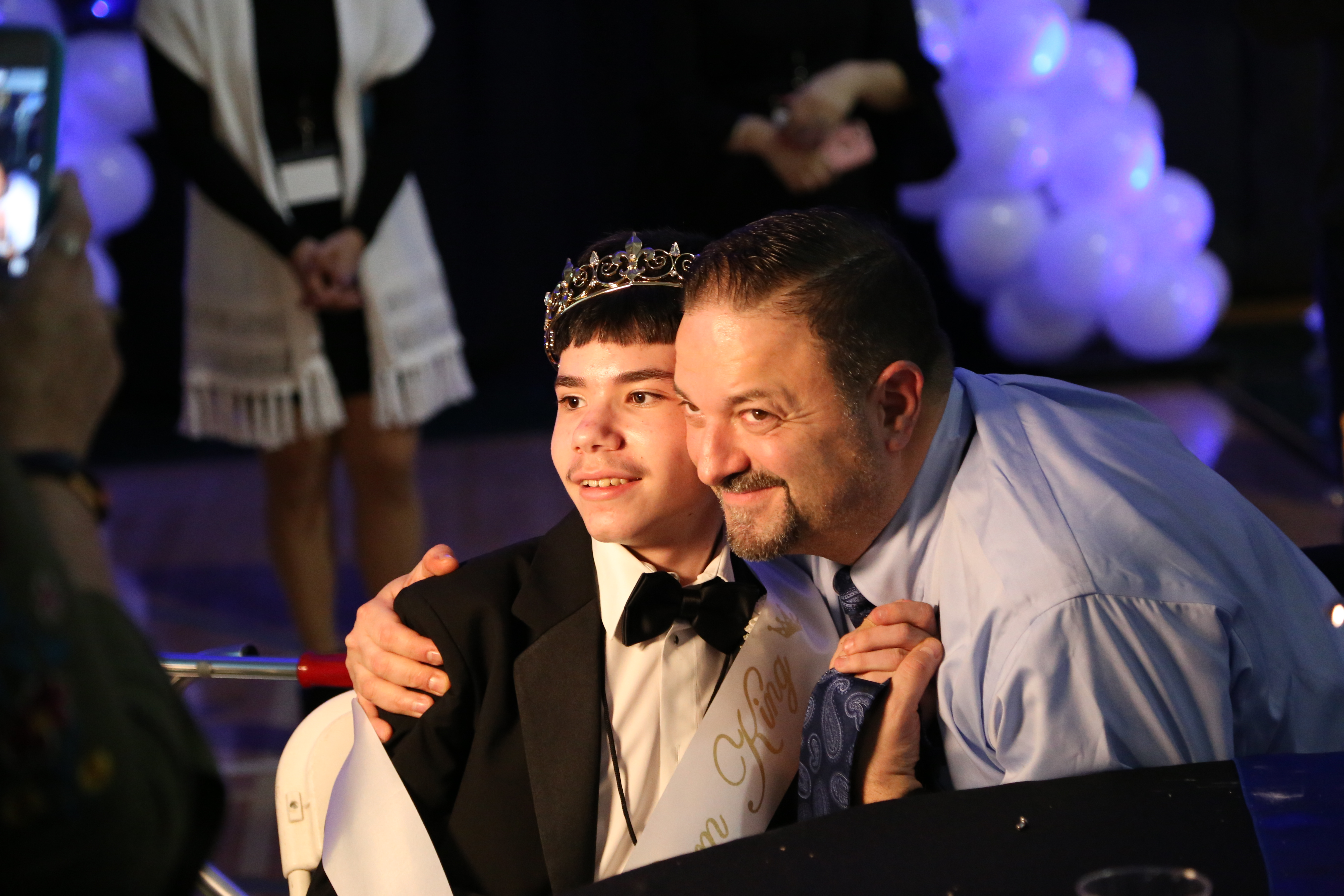 Night to Shine gives 210 people with special needs the royal treatment
