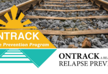 ONTRACK, which recently opened in Great Neck Plaza, seeks to help people continue their treatment as they recover from addiction. (Photo courtesy of ONTRACK)
