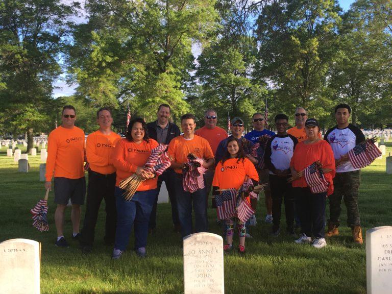 PSEG Long Island Employees Volunteered nearly 25,000 hours in 2017