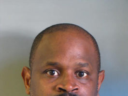 Daryl Wright, 39, is being charged with assault, grand larceny and other charges. (Photo courtesy of Nassau County Police Department)