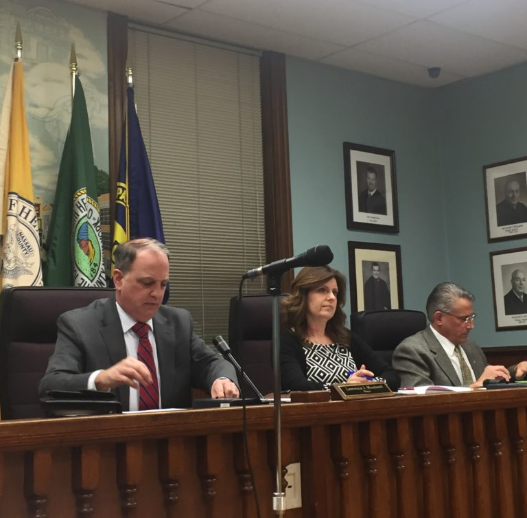 New Hyde Park board amends zoning law to spur downtown development