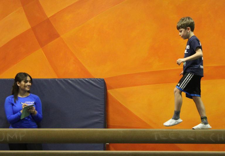 Progressive Gymnastics hosts Long Island's first ninja warrior challenge